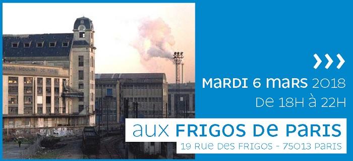 La prochaine réunion Snefcca Ile-de-France se tiendra aux Frigos de Paris le 6 mars 2018 à 18h sur le thème des Fluides Frigorigènes Naturels