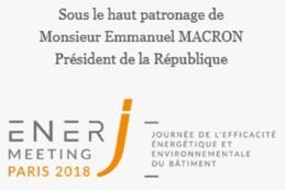 Jeudi 8 mars 2018 : journée de la RÉNOVATION ÉNERGÉTIQUE DU BÂTIMENT et tendances RE 2020, le label E+C-, un an après