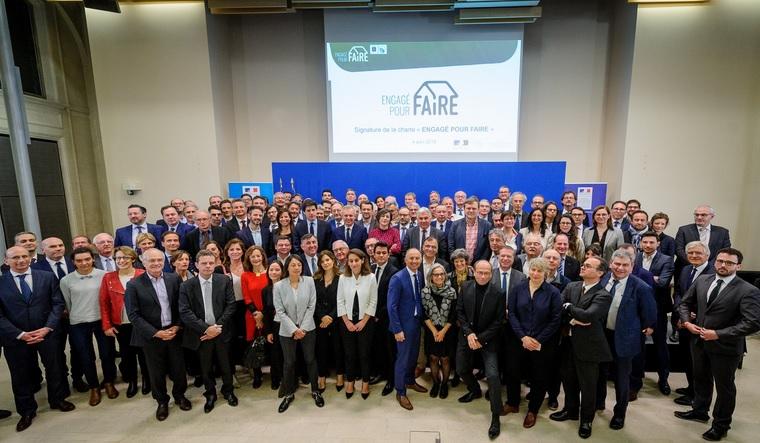 L'AFPAC a signé la Charte « ENGAGÉ POUR FAIRE »