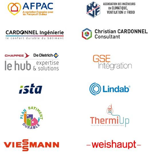 16ème Convention EEB - Effi'bat  - La Pompe à Chaleur pour la rénovation énergétique des bâtiments - Mardi 16 avril 2019 / 16h30