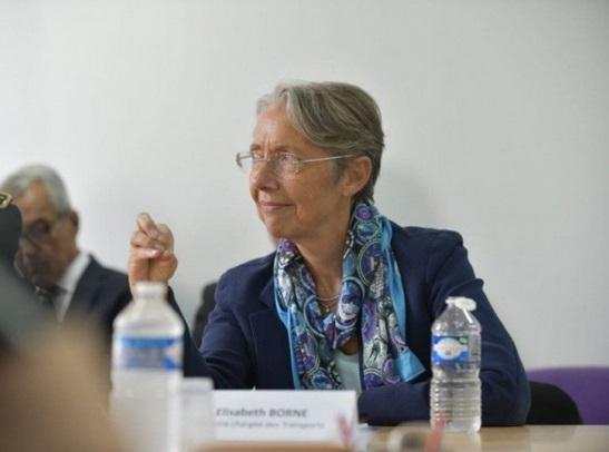 Elisabeth Borne remplace François de Rugy