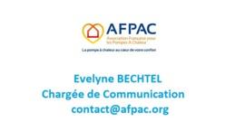 L'AFPAC vous donne rendez-vous sur son stand B24 - Hall 2 sur Interclima 2019