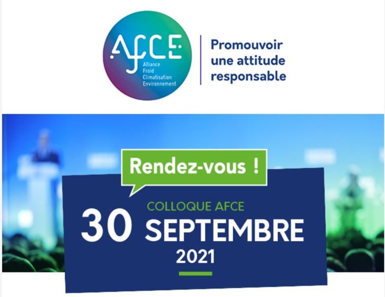 19ème colloque annuel de l'AFCE - 30 septembre 2021