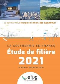 L'AFPG publie sa nouvelle étude de filière géothermie 2021