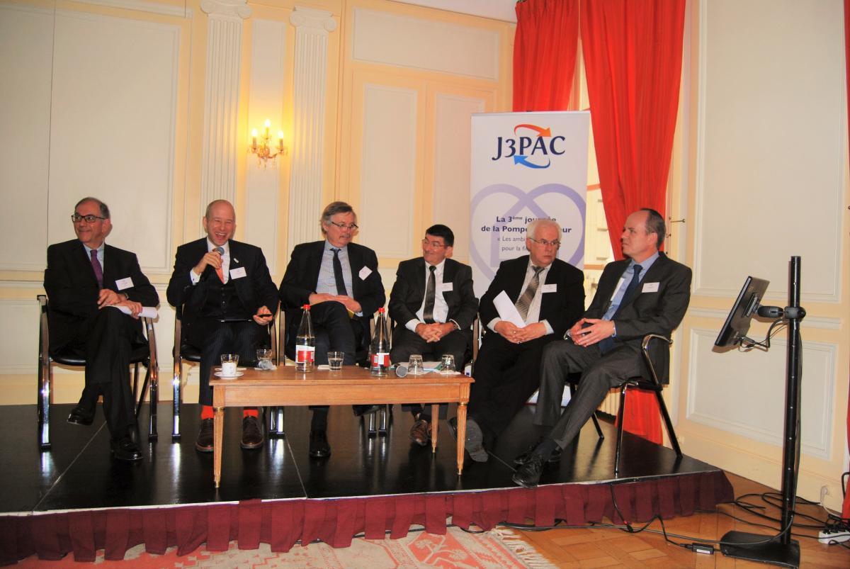 L'AFPAC fait sa J3PAC : Etat des lieux France et en Europe