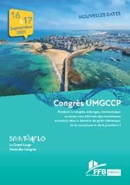 Congrès UMGCCP -  16 et 17 septembre 2021 à Saint-Malo