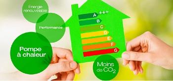 Les changements de valeur du coefficient de transformation de l'énergie et du contenu CO2 de l'électricité sont maintenant officiels