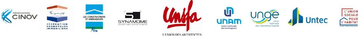 Les Fédérations professionnelles de la construction et de l'aménagement se mobilisent - L'AFPAC les soutient !