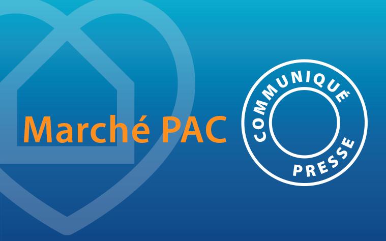 AFPACommuniqué : Synthèse des données du Marché de la PAC du 1er janvier au 31 aout 2020