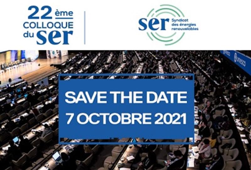 22ème Colloque annuel du SER -   Jeudi 7 octobre 2021