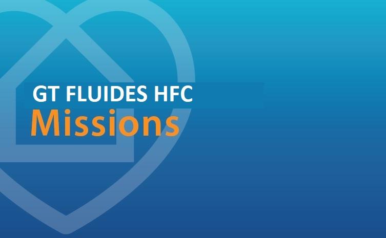 GT Fluides HFC : missions