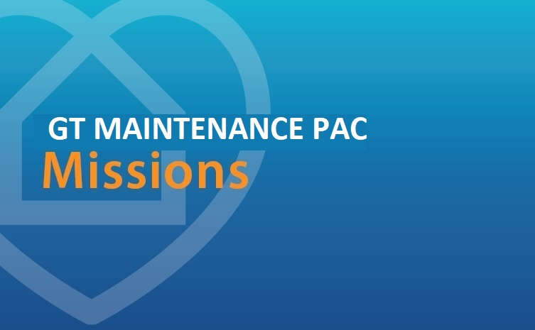 GT Maintenance PAC : missions