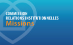 Commission Relations institutionnelles : missions