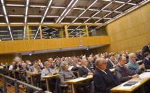 Thierry NILLE, Président de l'AFPAC, est intervenu au colloque organisé par le Conseil général de l'économie