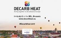 Rapport DecarbHeat 2017 de l'EHPA