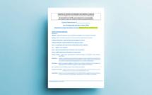 Exemple de contrat d'entretien des pompes à chaleur Air / Eau ou Eau Glycolée / Eau