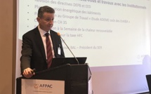 Retrouvez la présentation de l'Assemblée Générale de l'AFPAC