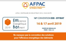 L'AFPAC vous invite à la 16e Convention EEB-EFFIBAT