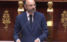 Masques, chômage partiel, organisation du travail : les annonces d'Edouard Philippe