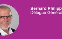 Bernard PHILIPPE succède à François François Heyndrickx au poste de Délégué Général de l'AFCE