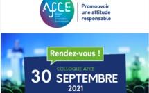 19ème colloque annuel de l'AFCE - jeudi 30 septembre 2021