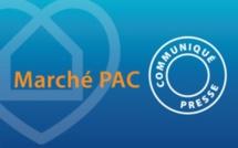 La synthèse des statistiques du marche de la PAC du 1er janvier au 31 aout 2021 est disponible